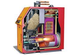 Como funciona una caldera de biomasa