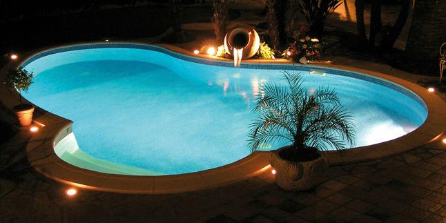 Colocación Gresite piscina