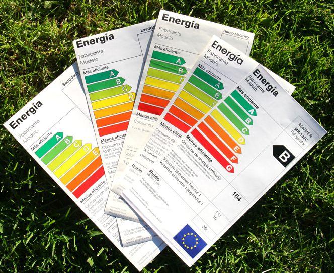 Las etiquetas energéticas