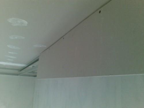 reparar techos escayola goteras