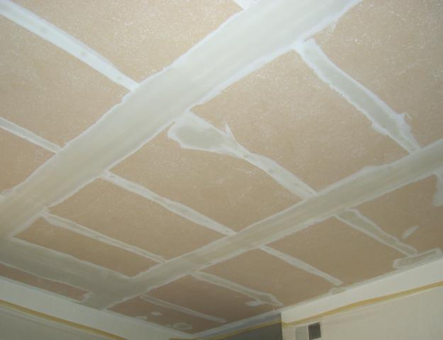 techo escayola reparar