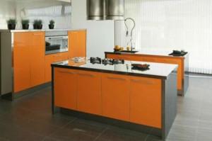 Presupuesto reformar cocina, muebles de cocina