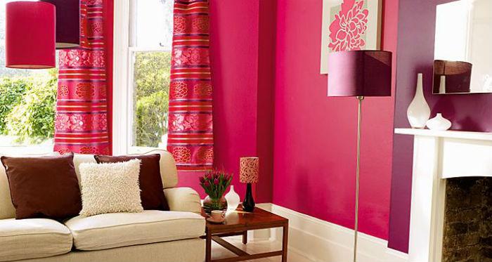 Pintar una casa, Colores para el Salón, Pintura de casa