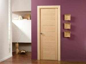 puertas de interior madera