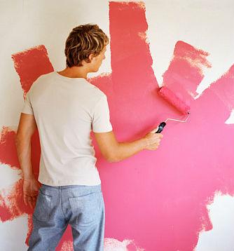 Como pintar mi casa